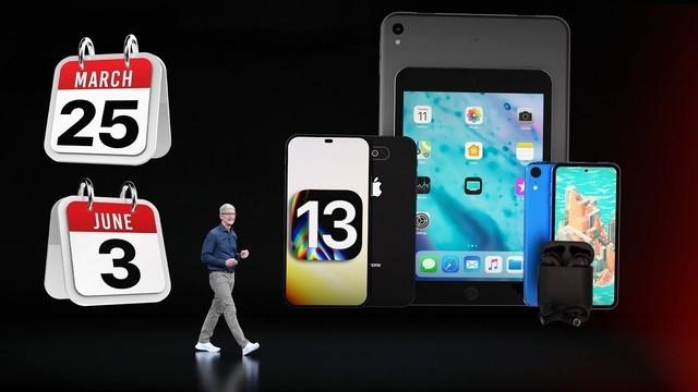 发布会|苹果春季发布会将于3月25日举行